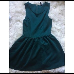 2 fit and flare style dresses
